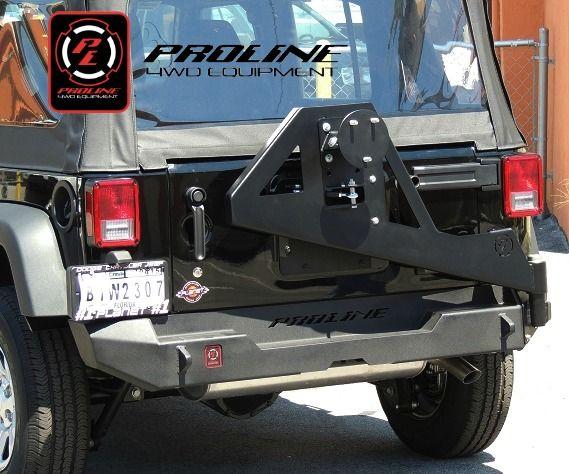 Razer Auto 07 16 Jeep Wrangler Jk Textured Black Heavy Duty Rock