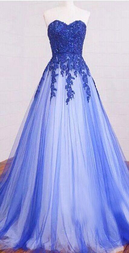 Long Sweetheart Lace Beading Prom D | Sexy, Kleider und Heimkehr