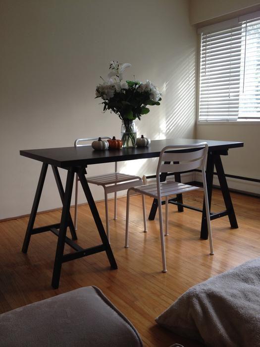 50 Ikea Desk With Sawhorse Legs