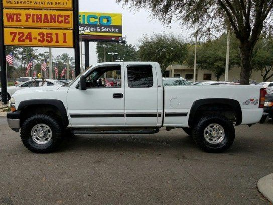 Used 2002 Chevrolet For Sale In Silverado And Other C K2500 4x4