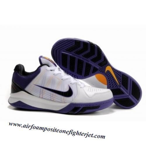e0628bc99ef Nike Kobe Dream Season II Low White Black Purple