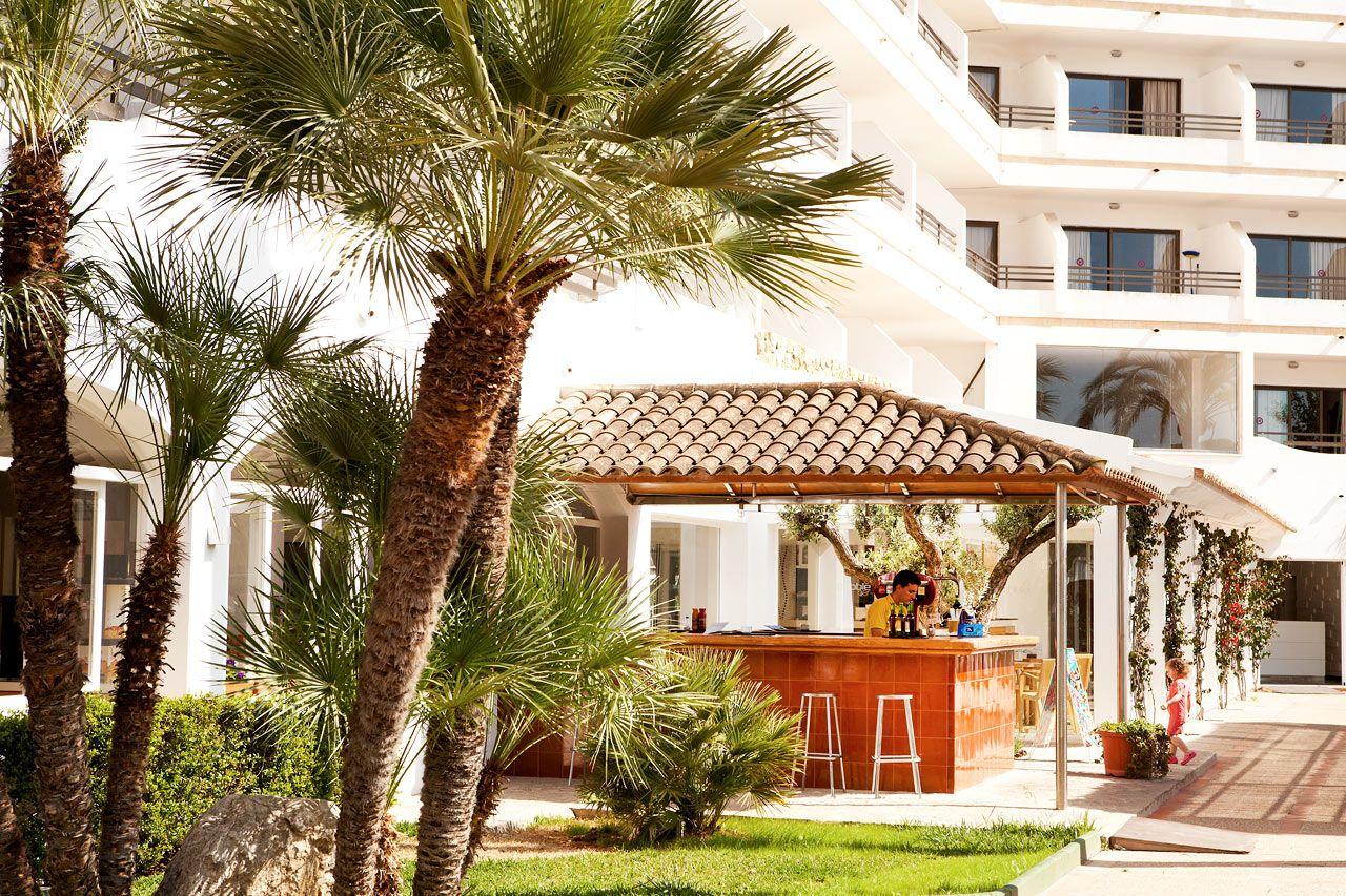 Sol de Alcudia, Snacks, pool bar Apartamentos, Mallorca