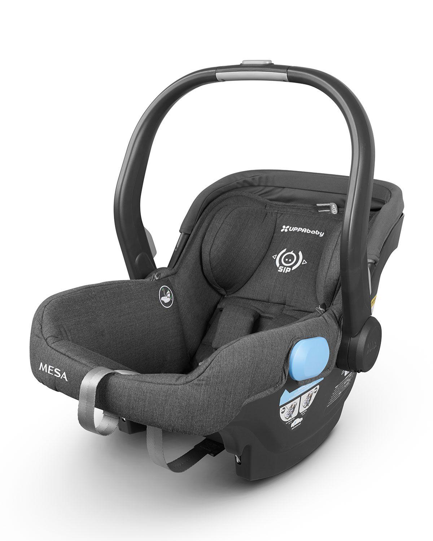 UPPAbaby MESA™ Infant Car Seat w/ Base, Jordan (Black