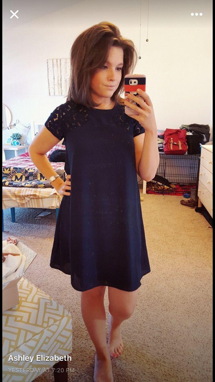 Stitch fix Doe & Rae Wesley Lace Dress Medium