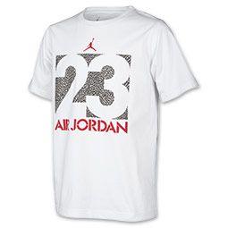 Boys' Jordan 23 Block T-Shirt