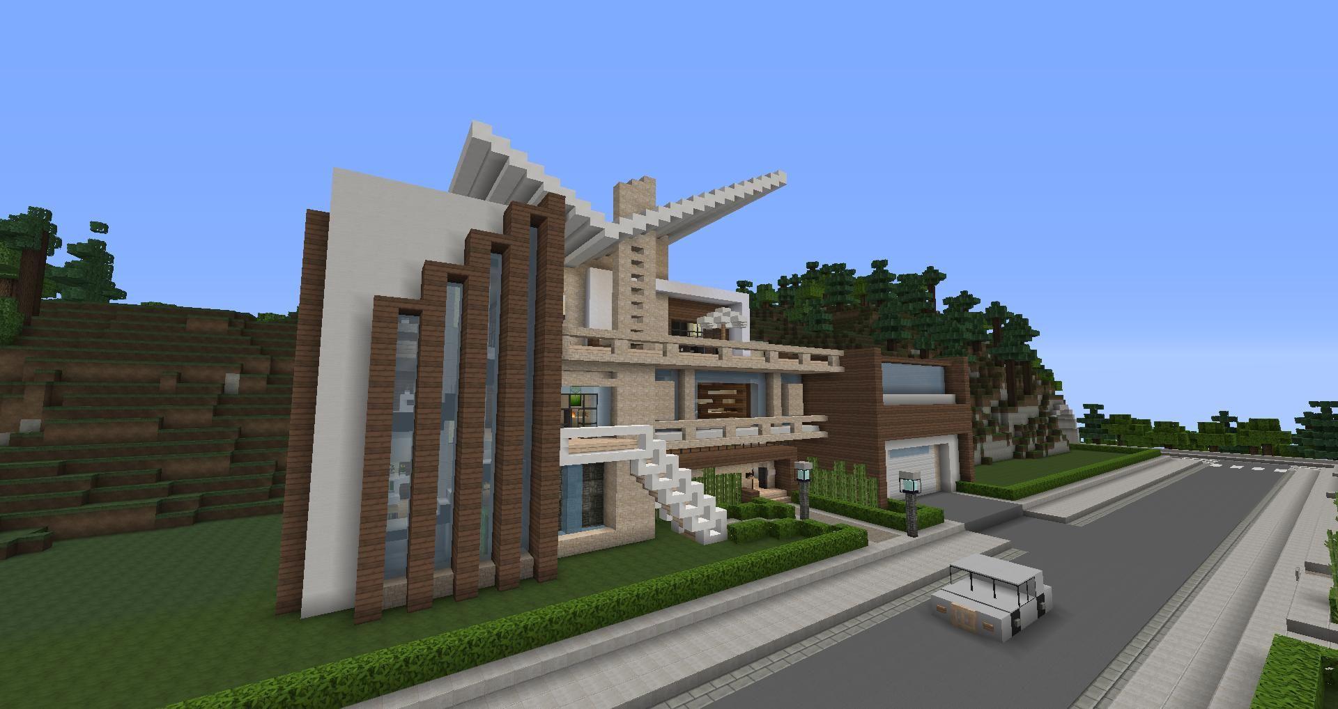 Minecraft strutture bellissime cerca con google for Case bellissime minecraft