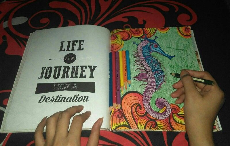 Coloring Book For Adults My Own World Antistress Renebook Modified