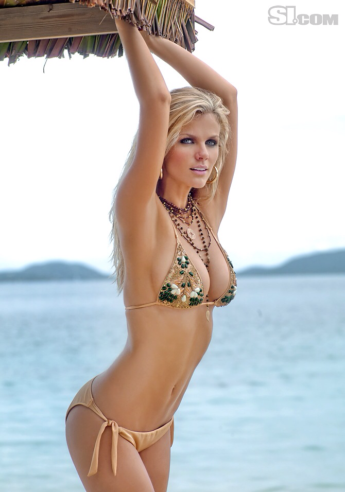 Conversations! Brooklyn decker hot bikini