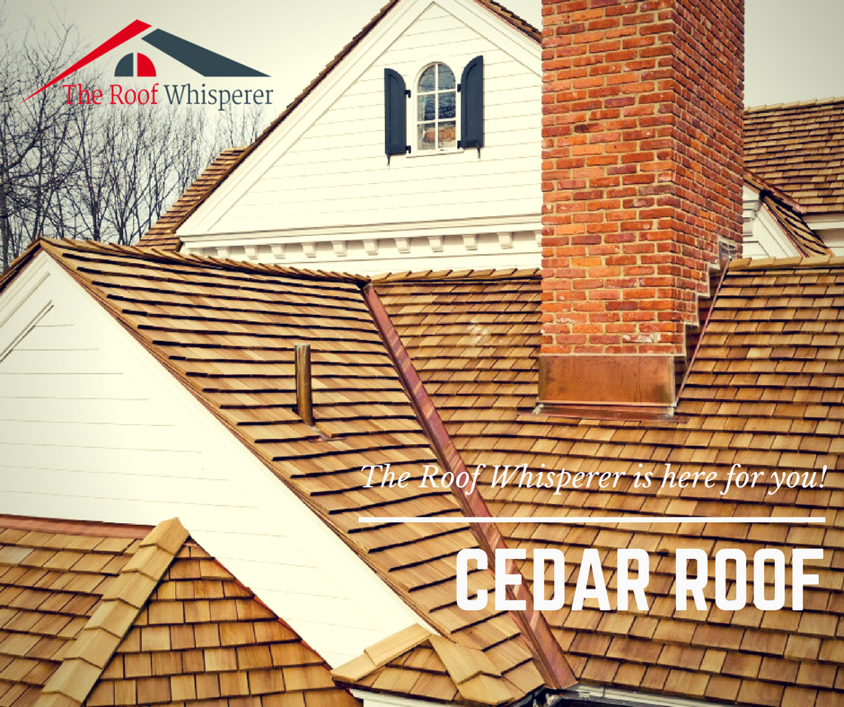 When It Comes To Repairing An Older Non Protected Cedarroof What Is Likely To Occur Is That One Repair Turns Into To Many P Cedar Roof Cool Roof House Styles