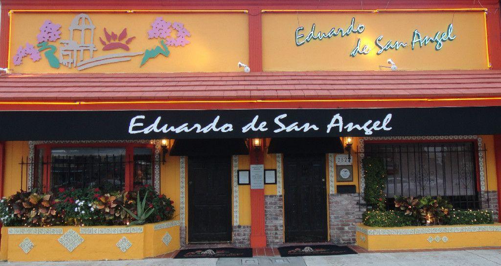 Eduardo De San Angel Fort Lauderdale Pompano Beach