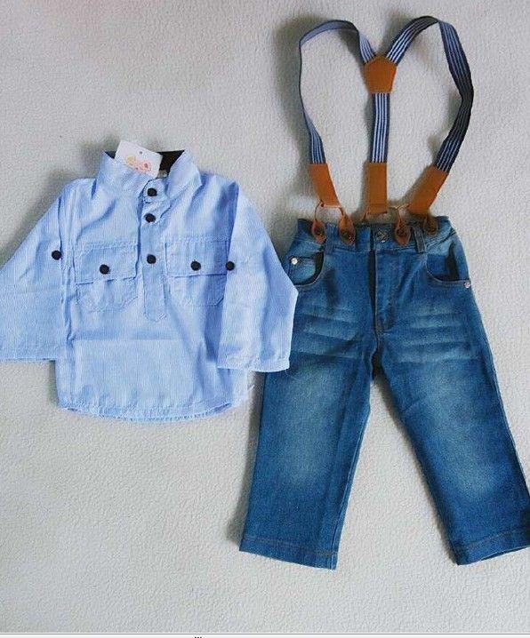 5249328ea ropa para niños con tirantes - Buscar con Google