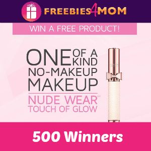 It might be your lucky day! 500 people will win a free full-size Physicians Formula product - 1-DAY #SWEEPS http://freebies4mom.com/touchofglow/