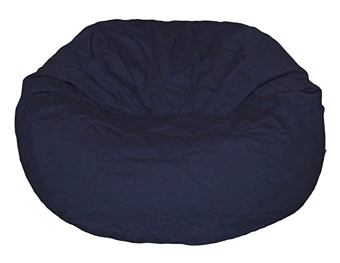 Ahh! Products Navy Organic Cotton Large Bean