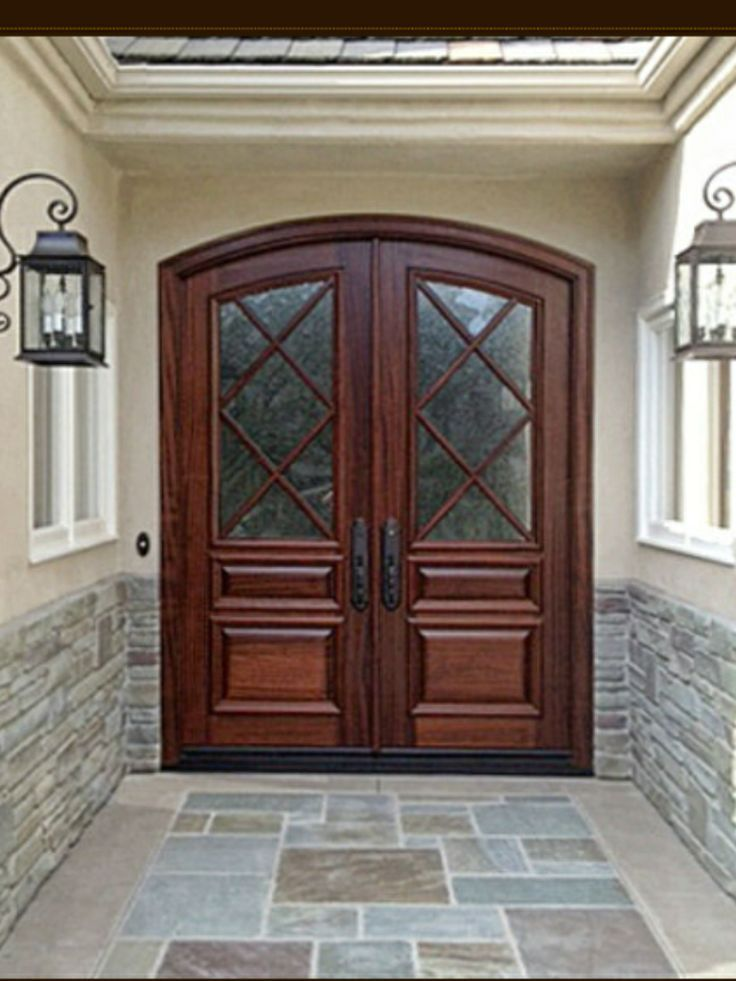 Double Front Doors   Google Search
