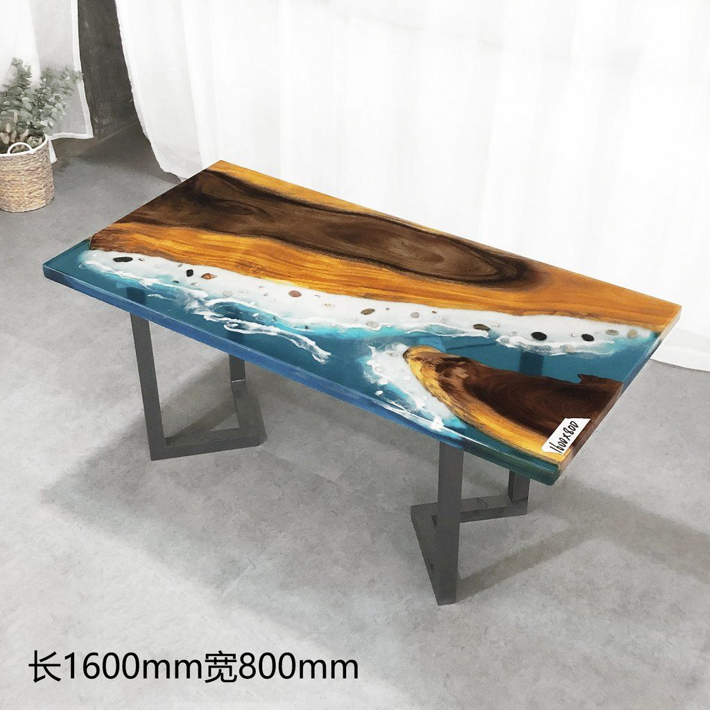 Diy River Table Wood Resin Table Diy Dining Table Table