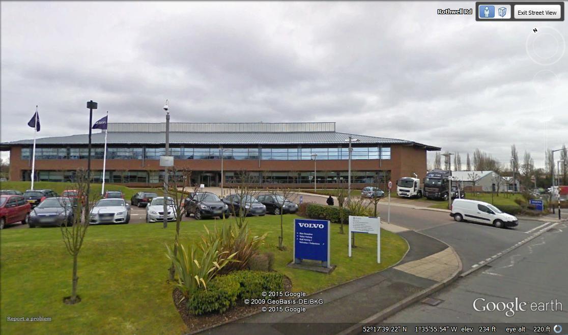 Volvo UK in Warwick | Warwickshire | Pinterest