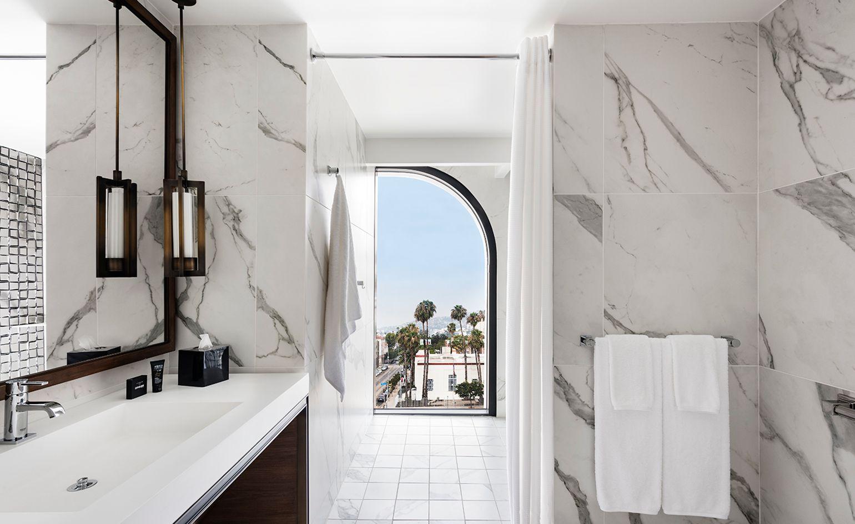 Dream Hotel Hollywood, Los Angeles, USA   Richard neutra, Custom ...