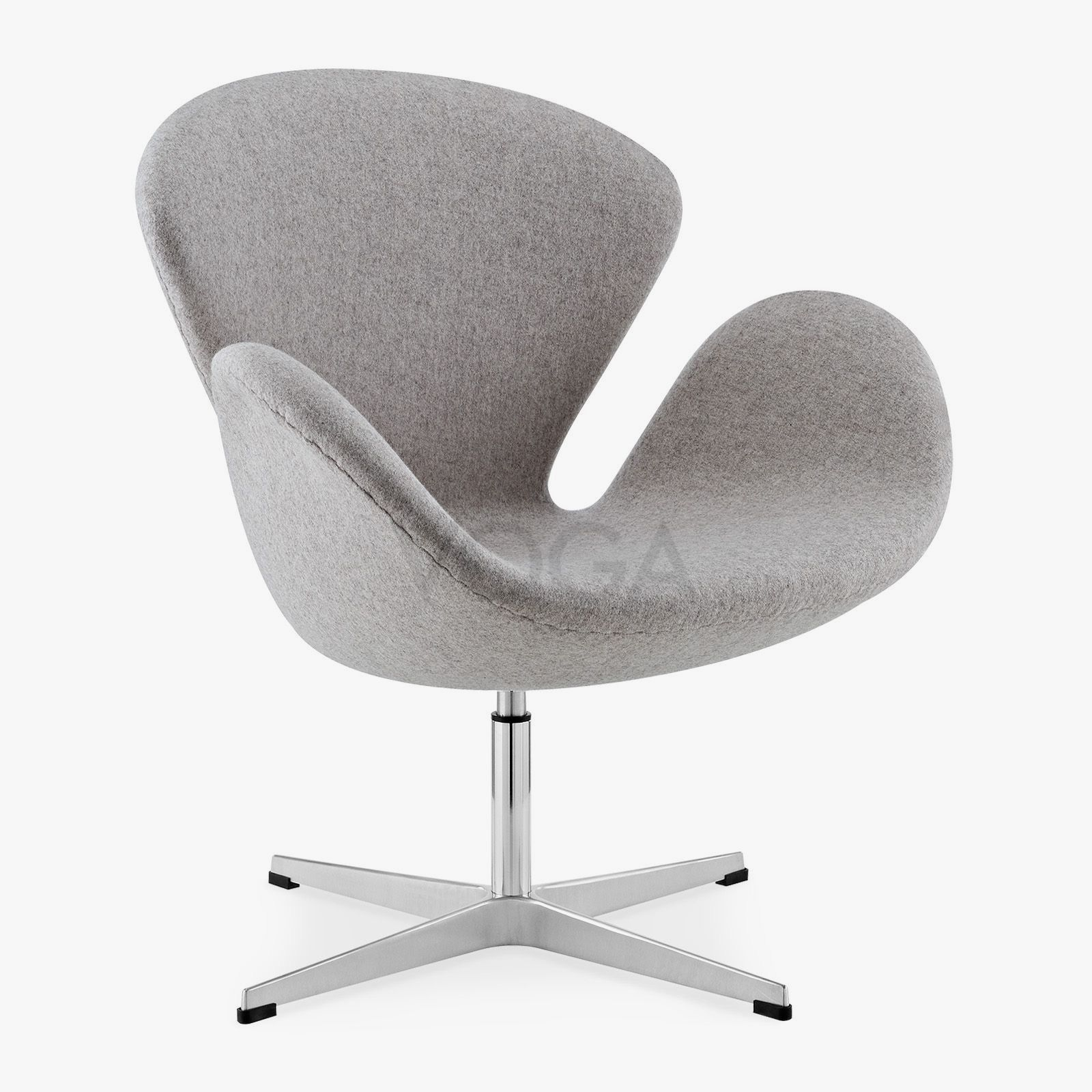 Hotel Collection Ladder Stitch: Swan Chair Jacobsen