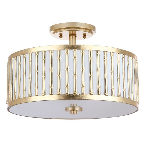 Safavieh pierce flush mount lighting s