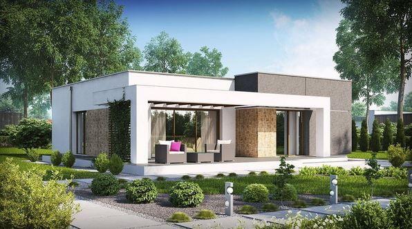 fachadas de casas de 90 metros cuadrados fachadas On casa minimalistas de 90 metros cuadrados