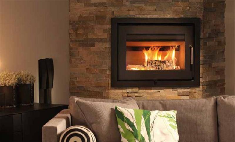 Morso 5660 Standard Wood Insert Wood Fireplace Inserts