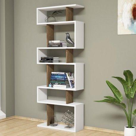 Librerie A Giorno Moderne.Floyd Libreria Verticale A Giorno Design Moderno 60x150cm