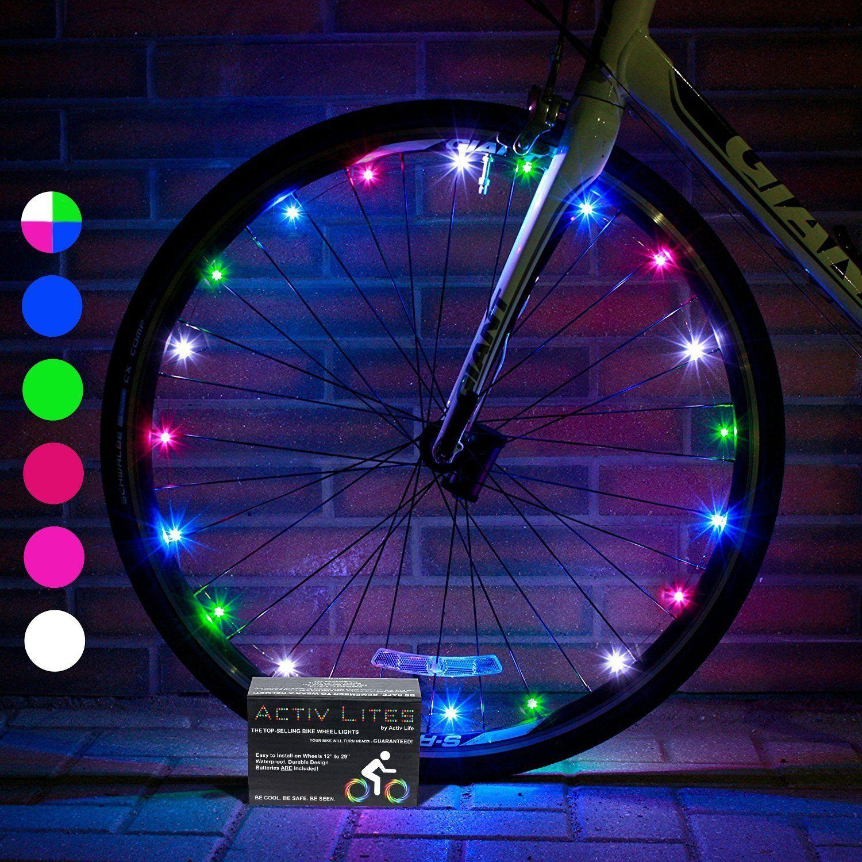 Super Cool Led Bike Wheel Lights Best Offer