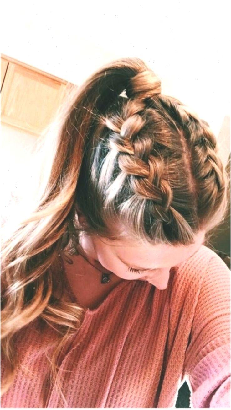 Süße und einfache lange Frisuren für die Schule 10; coolste