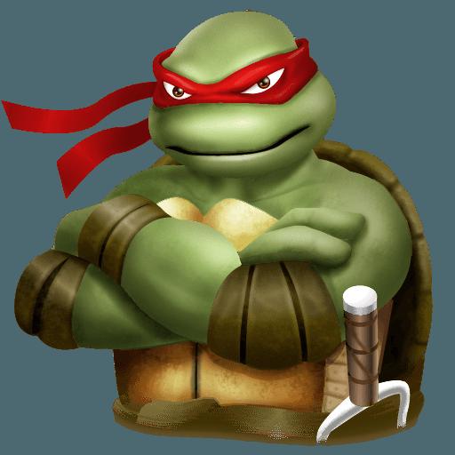 Ninja Turtles Icons Png 515x512 Raphael Ninja Turtle Ninja