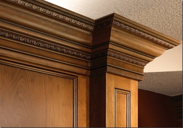 gorgeous (With images) | Wood crown molding, Crown molding ...