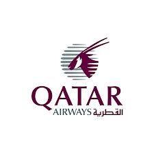 Resultado de imagen para Qatar Airways logo