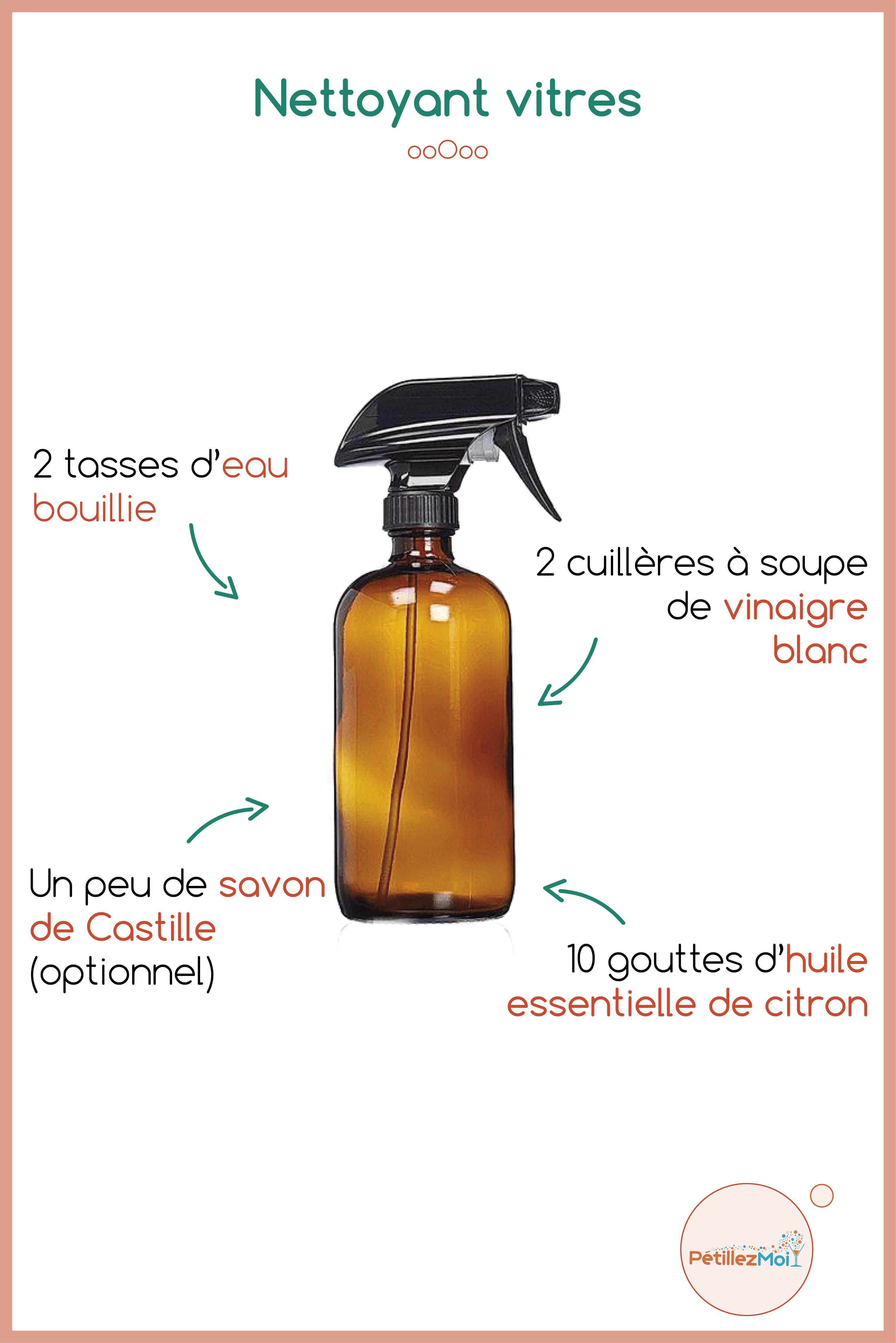 Ou Ranger Les Produits D Entretien produits d'entretien pour la maison :10 recettes naturelles