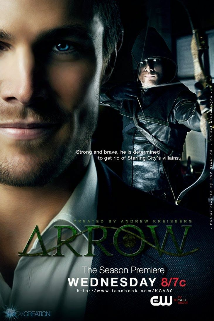 Arrow 1ª E 2ª Temporada Bd Rip Bluray Rip720p Dvd R Dtv