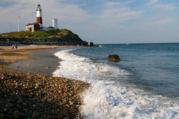 Montauk Lighthouse Lighthousemontauk Beachisland Beachlong