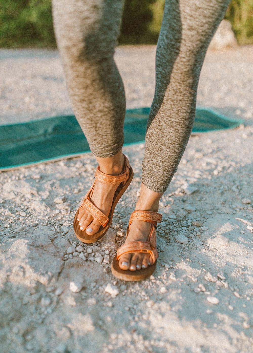 Major Yes To Teva Sandals Livvyland Teva Sandals Teva Sandals Outfit Sandals Outfit Casual