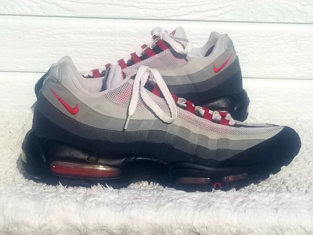 2018 Selling Nike Air Vapormax Plus Mens Runner White Red