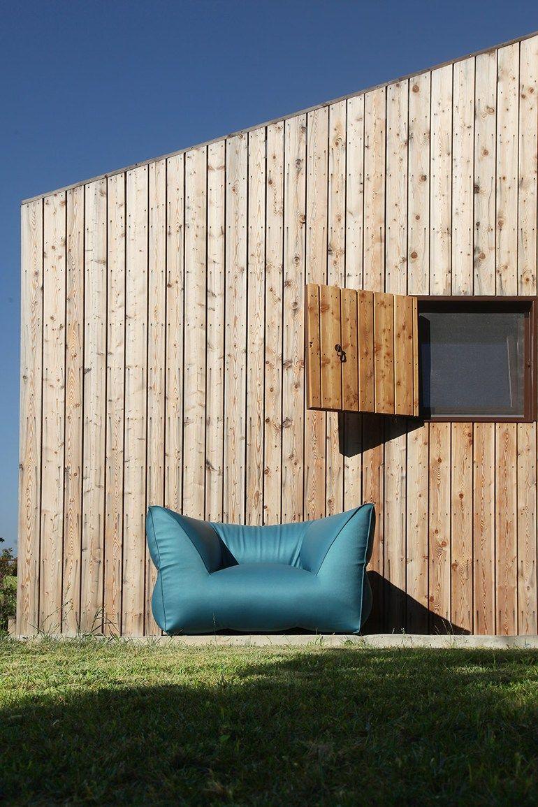 Puffone Garden Armchair By Gart Furniture Design Wooden Sofa Furniture Contemporary Furniture Design
