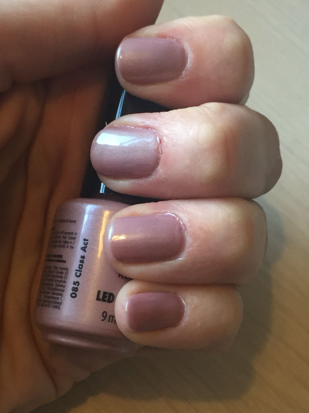 Class Act - Red Carpet Manicure - RCM Nude gel nails | Gel Polish ...