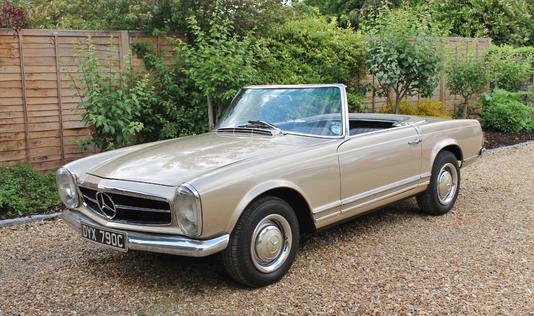 1965 Mercedes-Benz 230 SL Pagoda - Silverstone Auctions