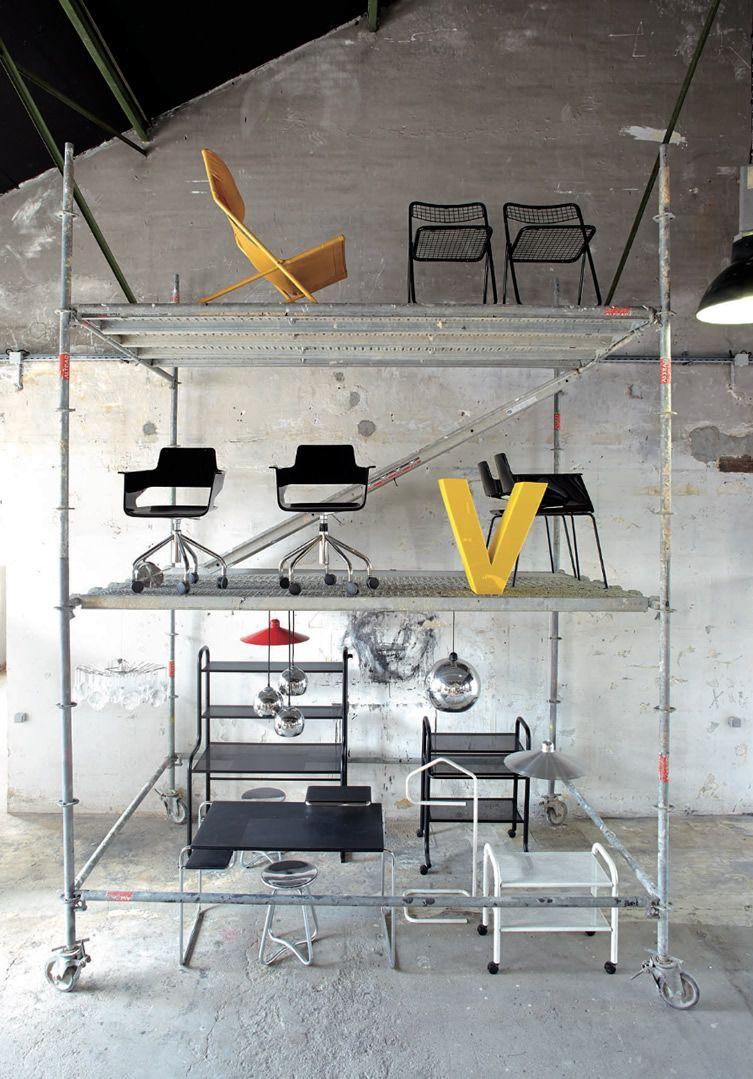 Habitat 1964: Un Espace Vintage | Paris...inspiration for your Paris ...