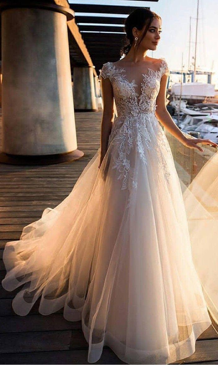 Pin Von Nicole Speith Auf Shoppen Braut Kleider Hochzeit Brautkleid Spitze