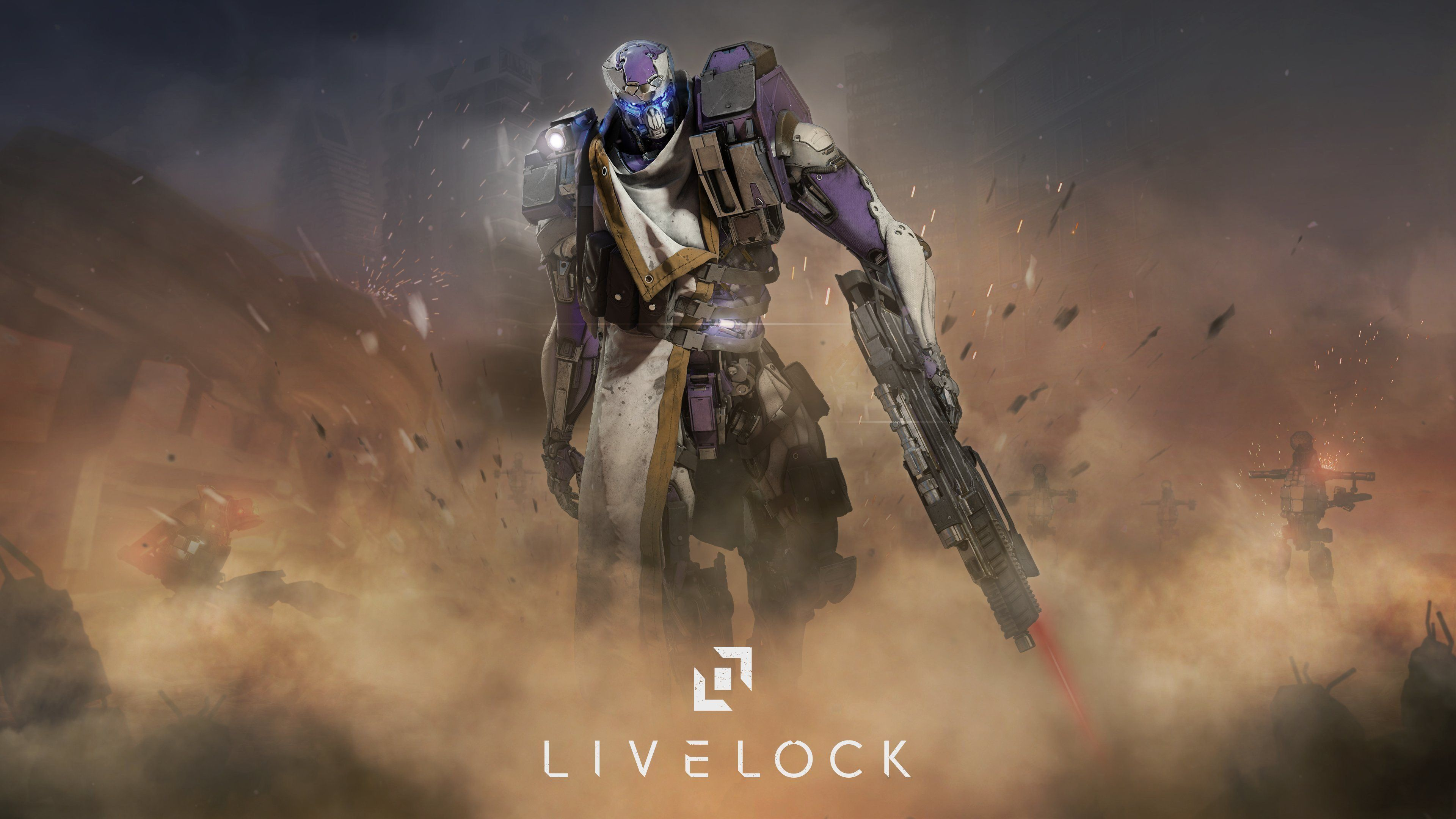 Wallpaper 4k Livelock Ps4 Game Games Wallpapers Livelock Wallpapers Ps Games Wallpapers Pembeli