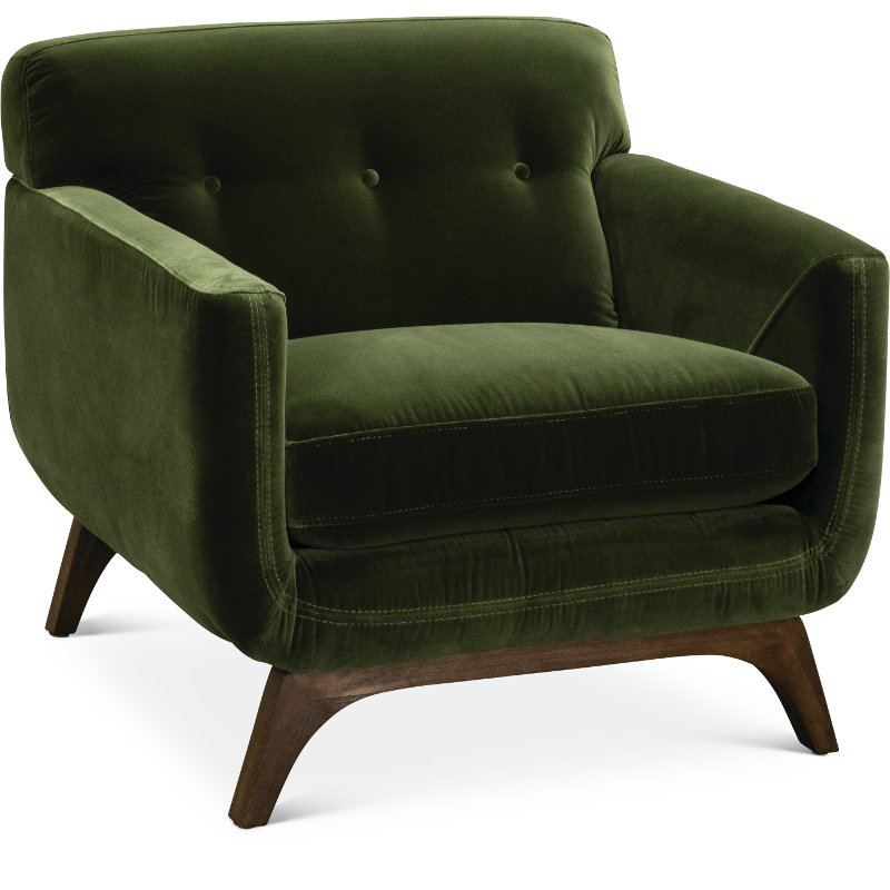 Excellent Mid Century Modern Olive Green Chair Falkirk In 2019 Mid Dailytribune Chair Design For Home Dailytribuneorg