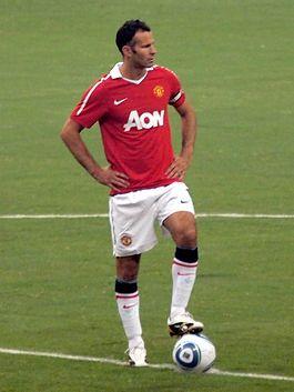 Ryan Giggs Ryan Giggs Manchester United Football Club Manchester United Soccer