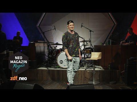 D.E.N.D.E U.N.I.T.É. | Dendemann im NEO MAGAZIN ROYALE mit Jan Böhmermann - ZDFneo - YouTube