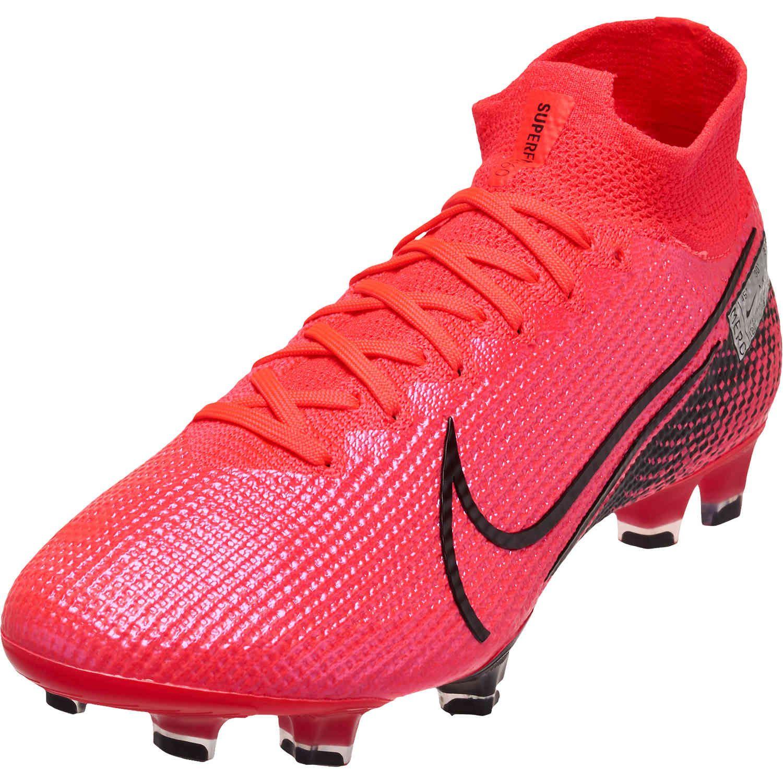 Nike Mercurial Superfly 7 Elite Fg Future Lab In 2020 Soccer Cleats Nike Soccer Cleats Nike Soccer Shoes