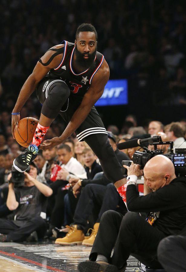 James Harden Rockets Game Changers Pinterest James