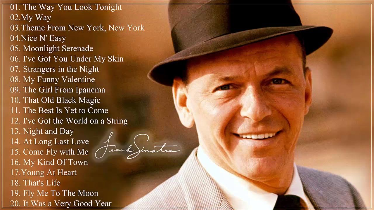 Frank Sinatra Greatest Hits Frank Sinatra Top 20 Best Soul Love
