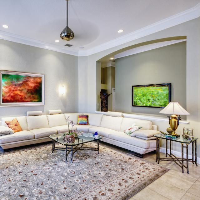 How To Decorate A Room With No Windows Living Room Without