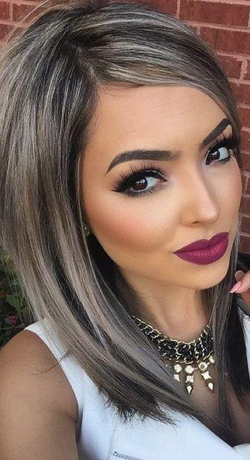 Beautiful Makeup Beautiful Makeup In 2019 Brown Hair
